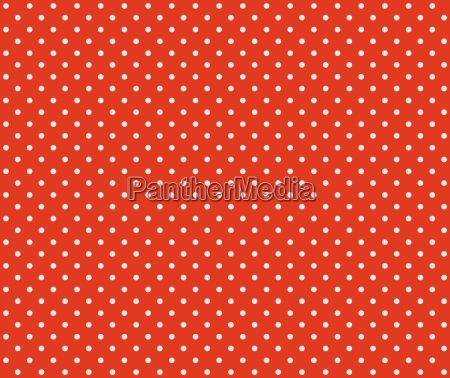 traditional background dot pattern red white