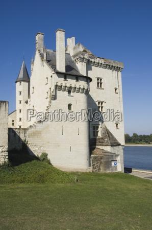 chateau montsoreau on the vienne river