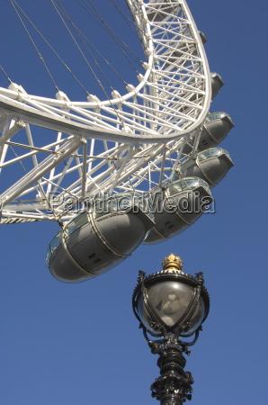 the london eye south bank london