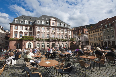the marktplatz market square and town