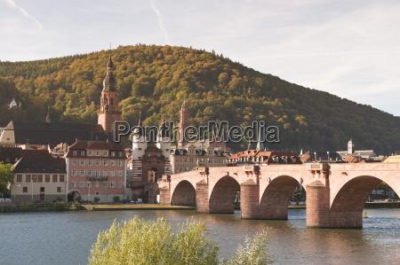 the alte brucke old bridge in