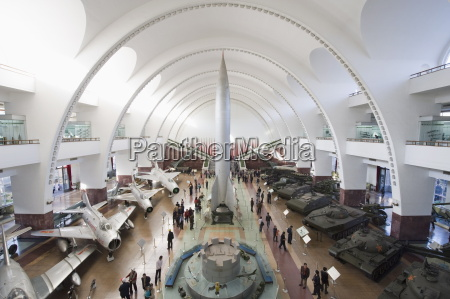 rocket tanks and planes at the