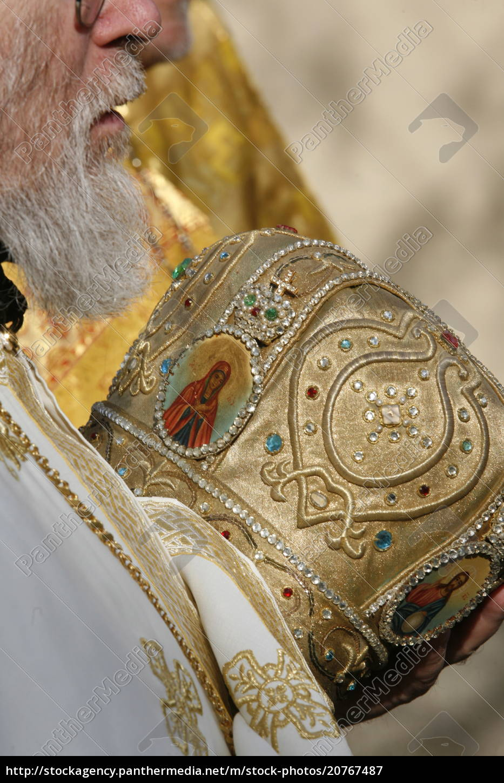 orthodox, emitre, paris, ile, de, france, frankreich, europa - 20767487