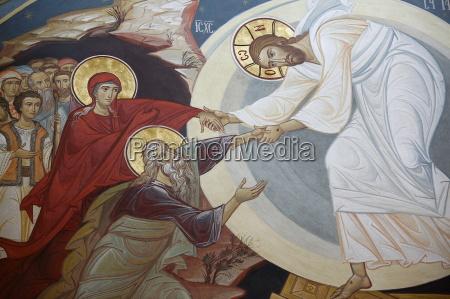 fahrt reisen religion wien gemaelde austria