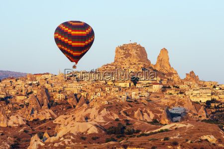 balloon flight over goreme unesco world