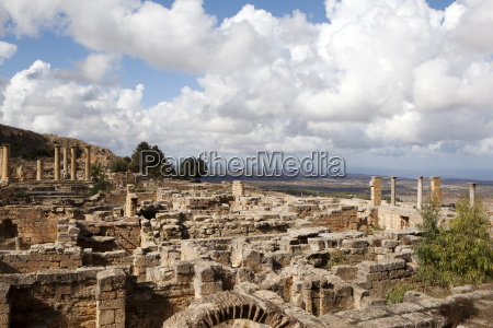 the acropolis of cyrene unesco world