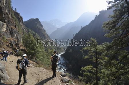 kathmandu to base camp trek solu