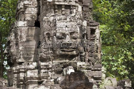 angkor unesco world heritage site siem