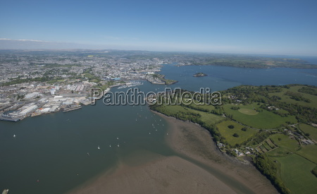 plymouth and mount edgecombe and river