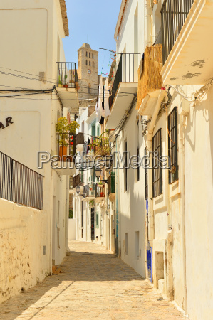 ibiza old town unesco world heritage