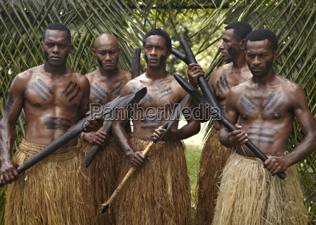 authentic fiji natives first landing resort