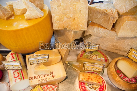 varous kinds of cheese for sale