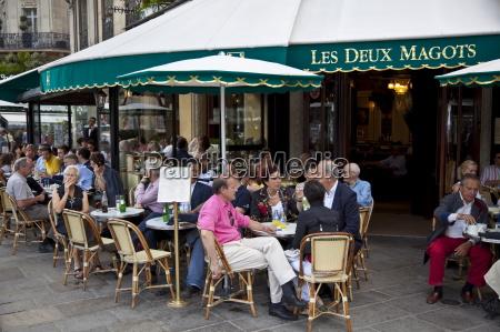les deux magots cafe saint germain