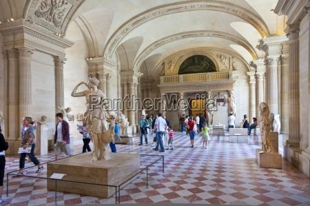 louvre museum paris france europe