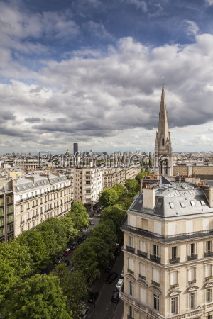 american cathedral paris france europe