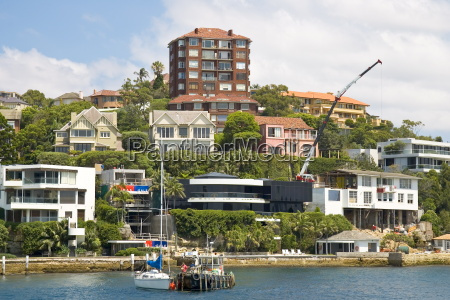 waterfront residenzen point piper double bay
