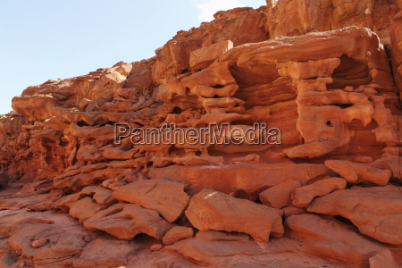 erosion helps form stunning formations in