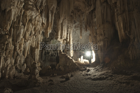 caves soppong northern thailand southeast asia