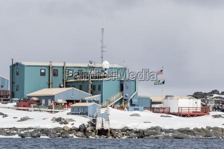 die us antarktische forschungsbasis in palmer