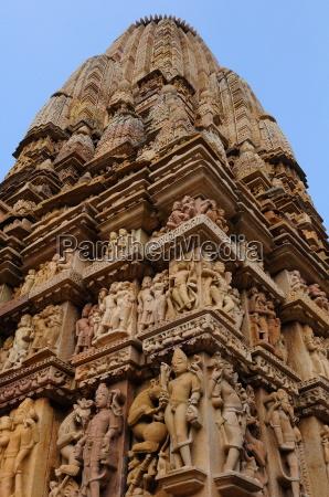 parshwanath temple khajuraho unesco world heritage
