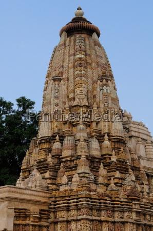 parshwanath temple a jain temple khajuraho