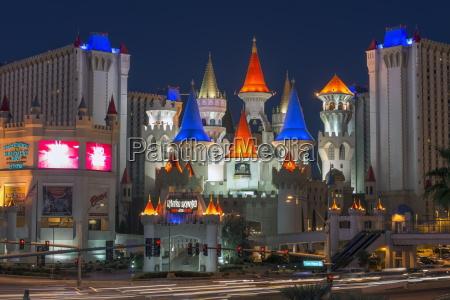 excalibur hotel und casinolas vegasnevadavereinigte staaten