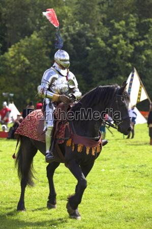 battle of bosworth field re enactment