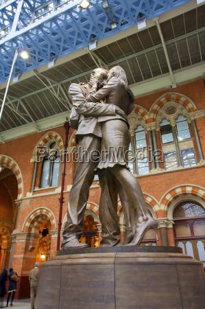 kunst statue skulptur europa london england