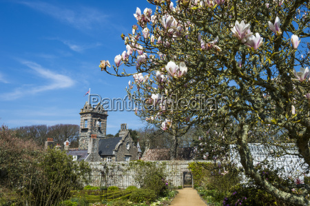 la seigneurie house and gardens sark