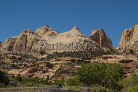 capitol reef utah united states of