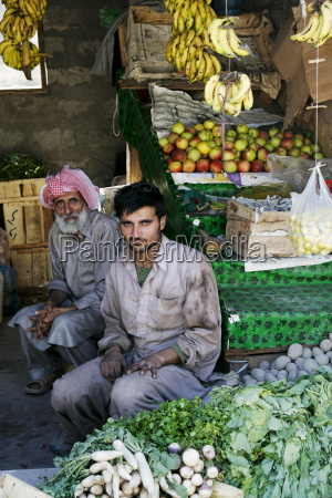 pakistani fruit and vegetable sellers in