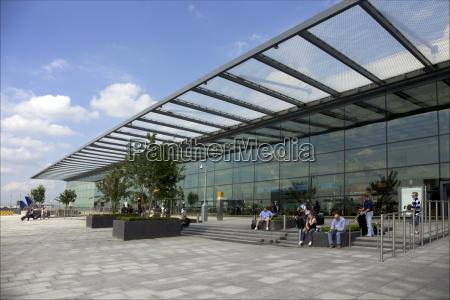 modern moderne europa horizontal outdoor freiluft