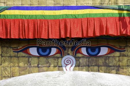 boudhanath stupa ancient holy buddhist site