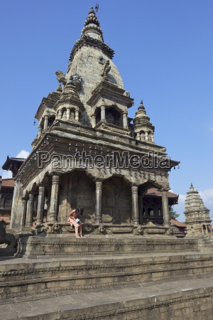 vatsala durga temple durbar square bhaktapur
