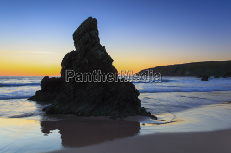 sandy beach at sango bay durness