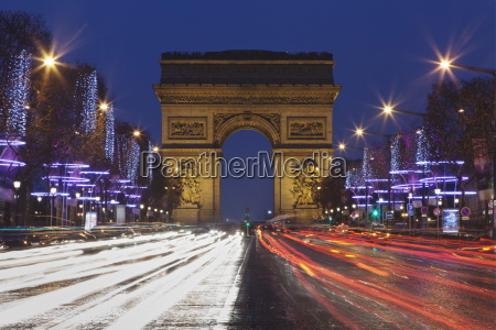 champs, elysees, and, arc, de, triomphe - 20845851