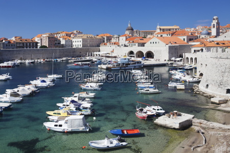 old harbour and old town unesco