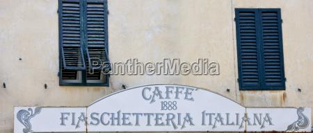 restaurant and bar caffe 1888 fiaschetteria