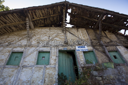 traditional basque house for sale