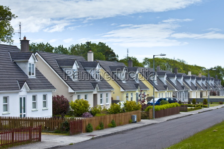 new build houses neubau in der