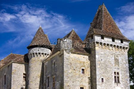 chateau de la marthonie xv xvi