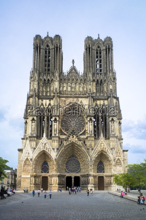 renovation and cleaning works at reims