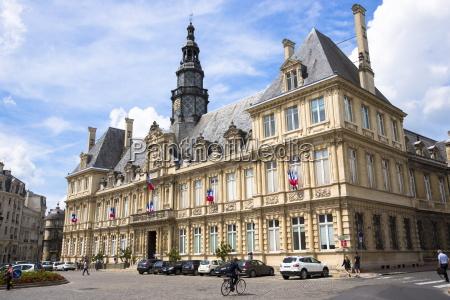 hotel, de, ville, (rathaus), in, place - 20859151