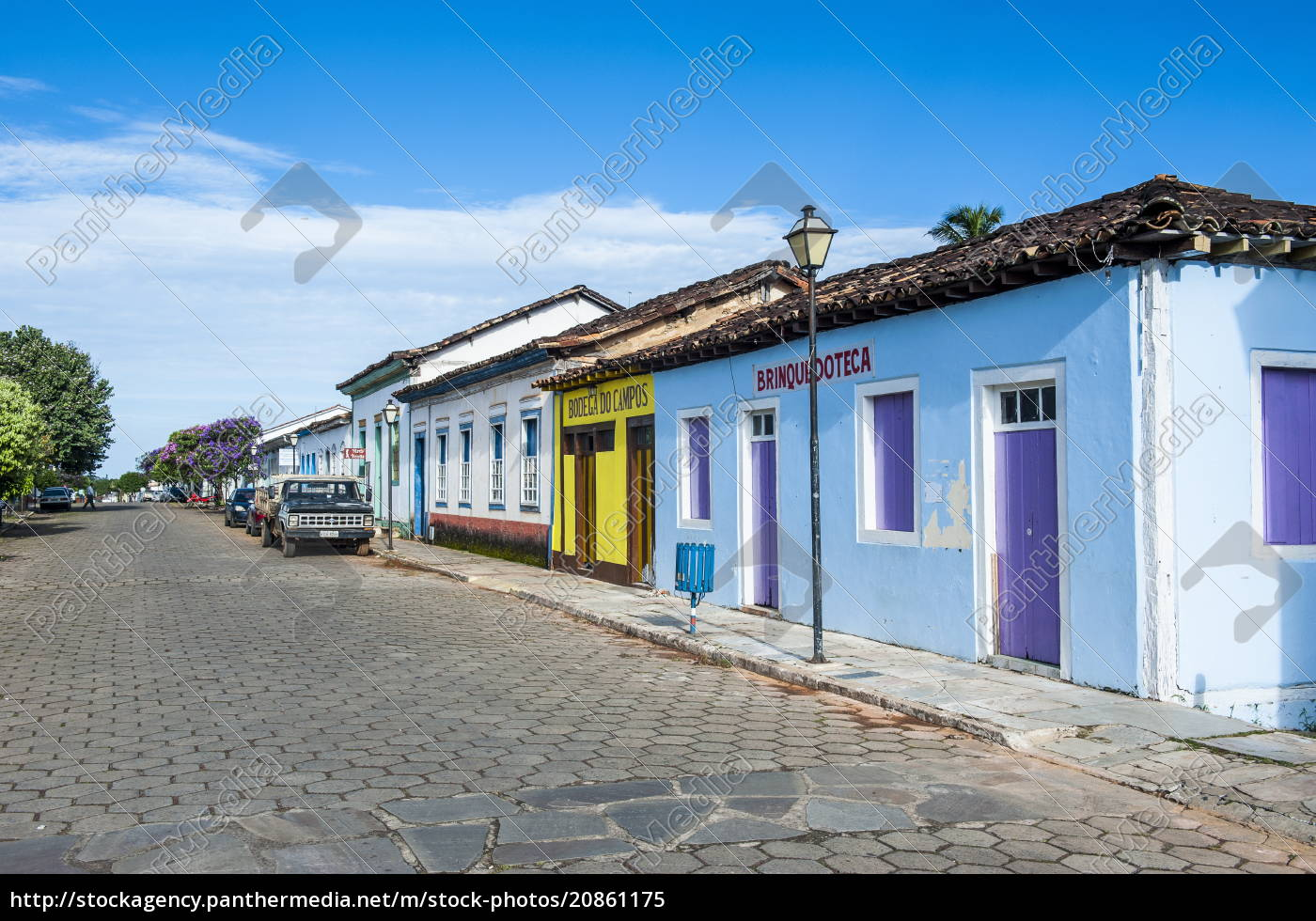 colonial, architecture, in, the, rural, village - 20861175