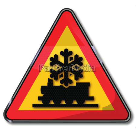 attention train failure through the winter