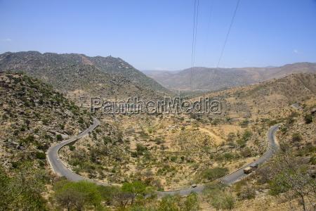 the highlands of eritrea near keren
