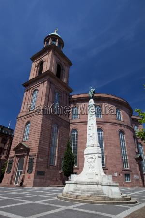 paulskirche in frankfurt am main hesse