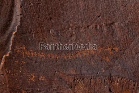 paper doll cutouts formative period petroglyphs