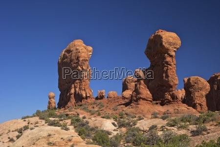 garden of eden arches national park