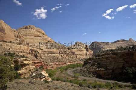 highway 24 capitol reef national park